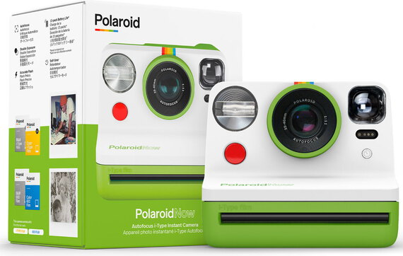 Polaroid Now - Groen
