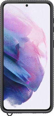 Samsung Clear Protective Cover pour Galaxy S21+ 5G - Noir