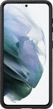 Samsung Protective Standing Cover pour Galaxy S21 5G - Noir