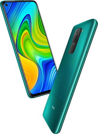 Xiaomi Redmi Note 9 Forest Green - 128 Go