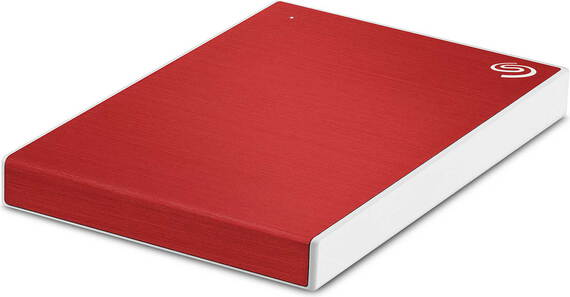 Seagate One Touch HDD - 1 TB - Rood