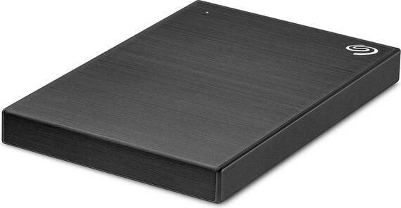 Seagate One Touch HDD - 2 TB - Zwart