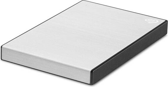 Seagate One Touch HDD - 2 TB - Zilver