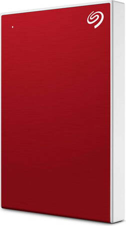 Seagate One Touch HDD - 2 TB - Rood