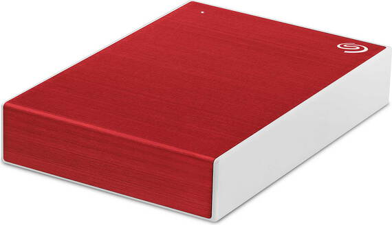 Seagate One Touch HDD - 4 TB - Rood