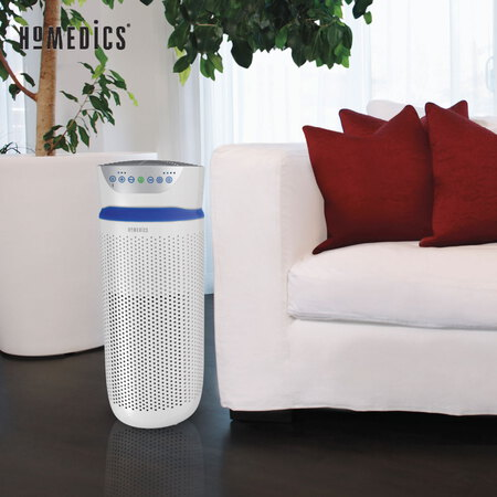 Homedics Purificateur d'air AP-T40WT