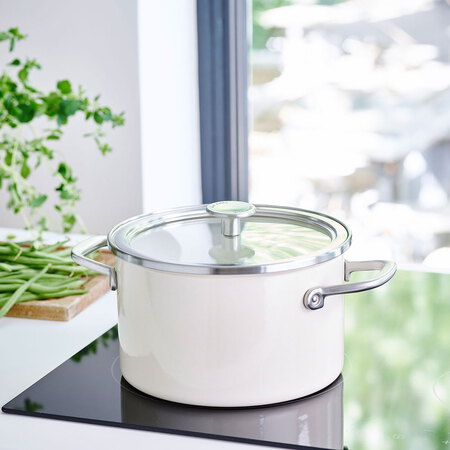 KitchenAid Kookpot - Steel Core Enamel- Ø20cm
