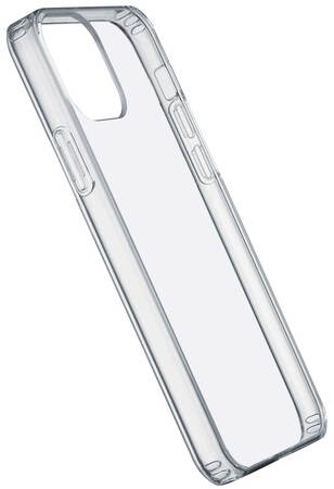 Cellular Line Backcover voor iPhone 12 (Pro) - Transparant