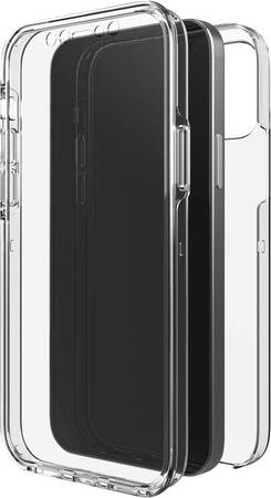 Black Rock Backcover 360° Clear voor iPhone 12 mini
