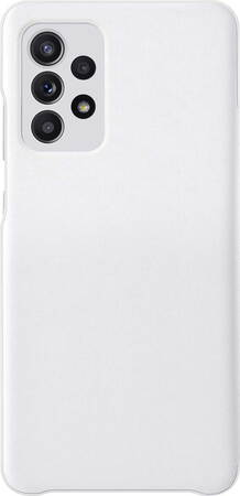 Samsung S View Cover voor Galaxy A52 (5G) - Wit