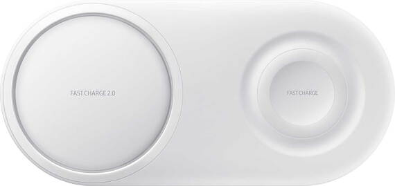 Samsung Duo Wireless Charger - Wit