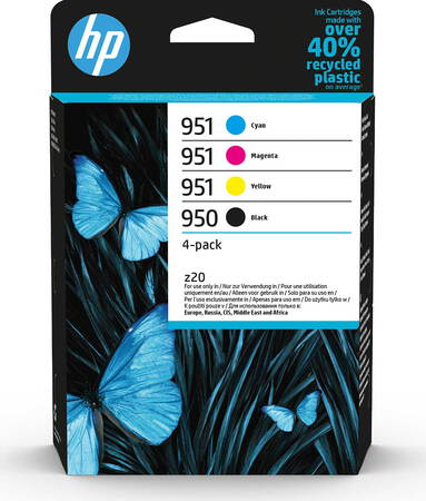 HP Multipack 950-951 4 couleurs