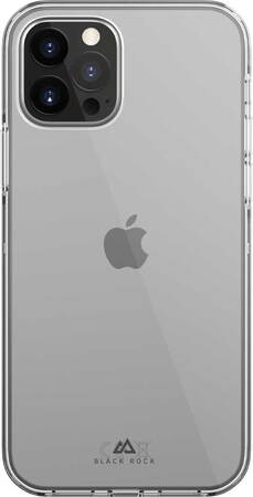Black Rock 360° Clear cover voor iPhone 12 (Pro)