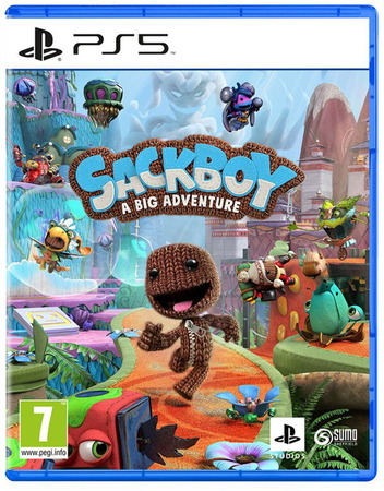 Playstation Sackboy™: A Big Adventure