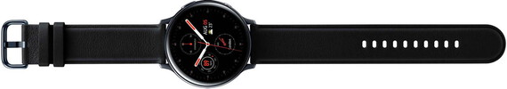 Samsung Galaxy Watch Active2 - 44mm Stainless Steel Black