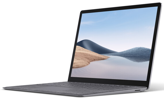 "Microsoft Surface Laptop 4 13,5"" Core™ i7 512 GB Platina - Qwertz"