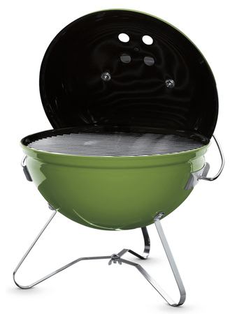 Weber Houtskoolbarbecue Smokey Joe Green