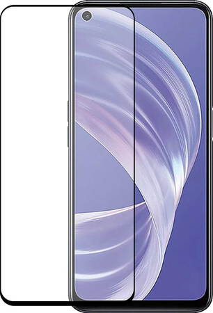 Azuri Tempered Glass RINOX ARMOR voor Oppo A73 5G
