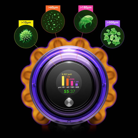 Dyson Steelstofzuiger V15 Detect Absolute