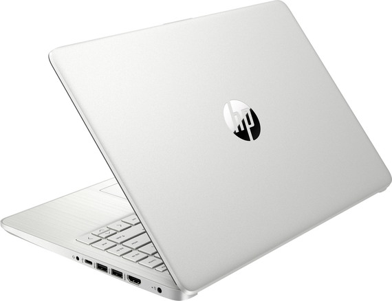 HP Laptop 14s-fq1999nb Natural Silver