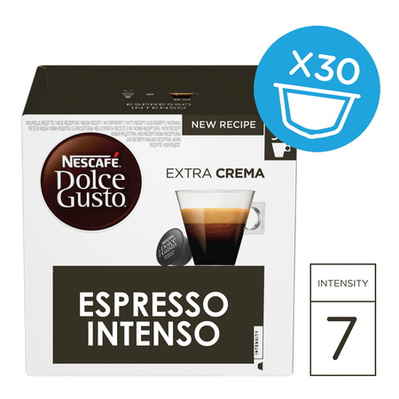 Dolce Gusto Capsule - Family pack Espresso Intenso - 30