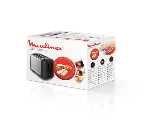Moulinex Broodrooster Subito Select LT340811