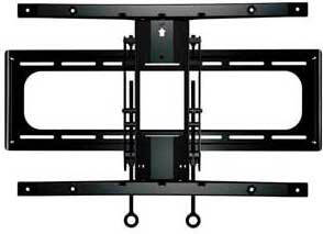 """Sanus Support mural pivotable pour TV Curved max 88"""""""