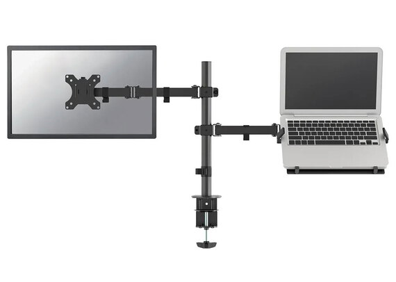 Neomounts by Newstar PMA-D550NOTEBOOK DESK MOUNT MONITOR AND LAPTOP STAND
