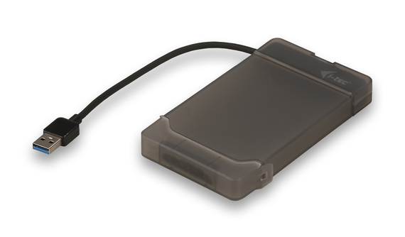 I-Tec MYSAFE EASY USB 3.0 TO SATA ADAPTER WITH CASE
